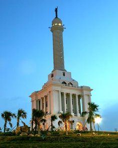 Monumento a los Héroes de la Restauración, Santiago de los Caballeros, Dominican Republic