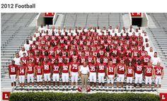 2012 Alabama Football team picture. National Champions  #Alabama #RollTide #Bama #BuiltByBama #RTR #CrimsonTide #RammerJammer #NationalChampions