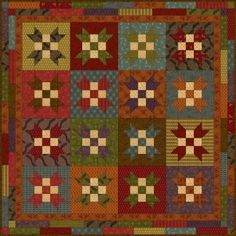 "Kim Diehl's 22 1/2"" square ""Picnic Time"" candle mat pattern is FREE to download"