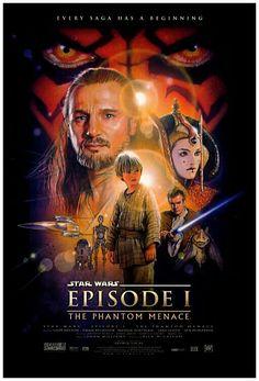 La Guerra de las Galaxias, cartel