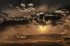"""'Ring of Fire"" - Solar eclipse outside Socorro, New Mexico on May 20, 2012. Credit: Charles Medendorp"