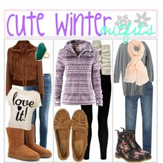4ae02d6419e Three Winter Outfits perfect for your usual weekend or school during the  winter.
