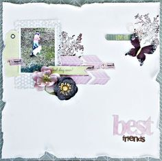 Hello, Pastel layout by Hege Lundquist for Prima