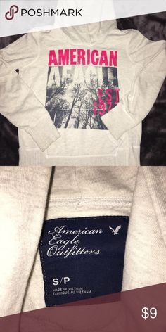 American Eagle Hoodie Great condition. Like brand new. American Eagle Outfitters Other
