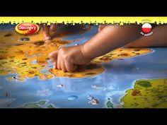 Interaktywna Mapa Świata - prezentacja Youtube