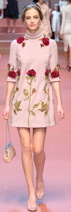 Fall 2015 Ready-to-Wear Dolce & Gabbana
