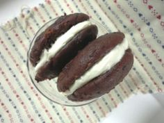 """Healthy"" whoopie pies?...made with beets?"