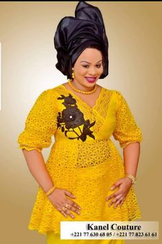 African Blouses, African Lace Dresses, Latest African Fashion Dresses, African Wear, African Attire, Aso Ebi Styles, African Design, Dame, Skirt Set