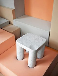 Marsotto edizioni/ Soft Marble | studiopepe
