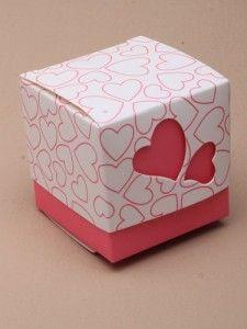 #hearts #pink #gift #box IncaUK.com