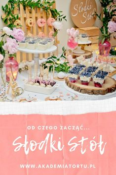 1st Birthday Photoshoot, 22nd Birthday, Candy Bar Wedding, Cake Business, Cake Pops, Bakery, Baby Shower, Table Decorations, Party