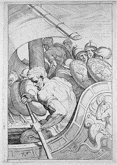 Odysseus unsleeping  17th century etching  Theodor van Thulden (1606 - 1669)  Fine Art Museum San Francisco Museum Of Fine Arts, Art Museum, Homer Odyssey, Greek And Roman Mythology, 17th Century, Folklore, Art Reference, San Francisco, Tapestry