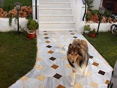 marble floor greek marble tiles octagon semiwhite (kavala) 28 x 28 cm (approx. 11 in) 3cm thickness (1,18 in) nonslip surface and square marble tiles 11,5 x11,5 cm (approx. 4,5 in) mix color athanasmarble@gmail.com