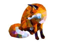"Saatchi Online Artist: Kamilla Marant; Painting New Media ""F ▲ х"""