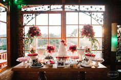 Casamento de contos de fada | Larissa + Fabio - Berries and Love