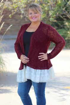 Our Autumn Morning Cardigan is the perfect lightweight cardigan for those days with a chilly breeze, when you want to add a little extra pizzazz to your outfit!  Available in sizes 10-16