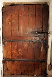 Old door in Britain
