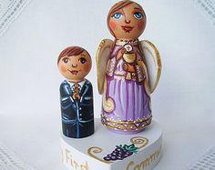 Comunión cumpleaños personalizados de la torta de primera