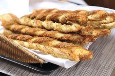 Palitos de queso | Cocina y Comparte | Recetas de @cocinaalnatural