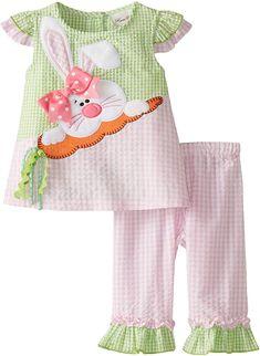 Girls Easter Dresses, Little Girl Dresses, Toddler Outfits, Kids Outfits, Toddler Girls, Baby Dress Design, Baby Dress Patterns, Applique Dress, Baby Sewing