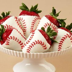 These would be cute for my baby shower. They look yummy too!