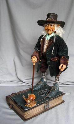 Vladimir Rychkal  tobacco gnome