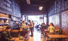 See also:Bangkok's best cafes, coffee shops and tea-houses 1.Doppio Ristr8to(Chiang Mai)