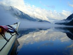 Featured Kayak Route: Indian Arm - Outdoor Vancouver