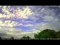 Adelaide weather time Lapse  Thu 28 04 2016