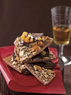 Chocolate bark makes a wonderful gift. If you are interested in candy-making, we think you'll find our recipe is the perfect beginning.