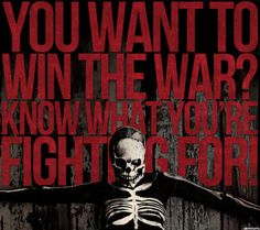 These are lyrics to one of slipknot songs which relates to my magazine as it from there new album
