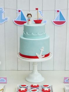 Sailor-Peaceofcake ♥ Sweet Design: cake