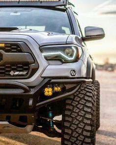 Toyota 4x4, Toyota 4runner Trd, Toyota Trucks, Toyota Tacoma Off Road, Tacoma Truck, Jeep Truck, Ford Raptor, New Trucks, Cool Trucks