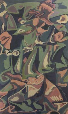 #384, gouache, 1983, 8,5'' x 14'', 55$