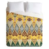 Found it at Wayfair - Romi Vega Diamond Tile Duvet Cover Collection
