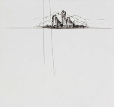 Clásicos de Arquitectura: Torres del Parque / Rogelio Salmona,© Fundación Rogelio Salmona Utility Pole, Drawings, Towers, Parks, Architecture, Bricks, Sketches, Drawing, Portrait