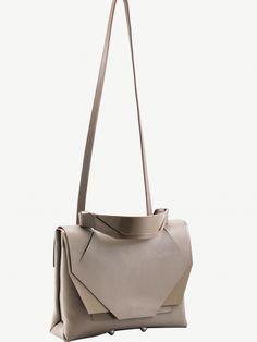 Medium Panelled Flap Bag | Linda Sieto