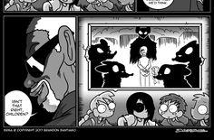 Erma :: Erma- The Rats in the School Walls Part 26 | Tapas Comics - image 2