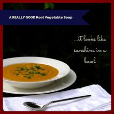 REALLY GOOD Root Vegetable Soup | This Sydney Life