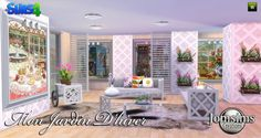 Sims 4 CC's - The Best: Garden Furniture by Jomsims