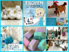 The BEST Frozen-Inspired Activities for Parties, Learning, and Play in Preschool! {+ a MEGA CHRISTMAS CASH GIVEAWAY}