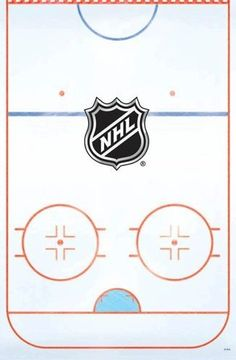 """NHL Ice Time Plastic Tablecover by Amscan. $8.88. 54-IN X 102-IN - PLASTIC. From the NHL Party Supply Collection. NHL Ice Time Plastic Table Cover. Your hockey themed party will last more than three periods with this awesome tablecover! Measures 108"""" x 54""""."""