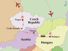 Trips with Angie: Thinking about Europe? You have options!