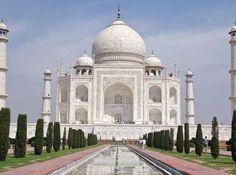 Agra - Taj Mahal   Insolit Viajes
