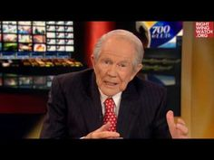 Radical 'christian' terrorist Pat Robertson: People Who Oppose Trump Are Revolting Against God – Right Wing Watch