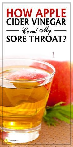 Are you suffering from a sore throat? Do you want a quick, natural remedy to get rid of it? How about considering Apple Cider Vinegar for sore throat? Here is all you need to know about it