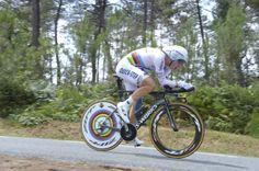 Tony Martin time trial world champion