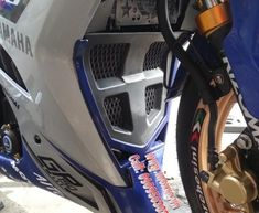 Chắn bùn trước indo Exciter 150 tại Hoàng Trí Racing Shop
