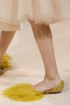 Rochas Spring 2014 Ready-to-Wear Fashion Show Details