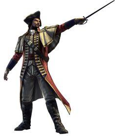 Matthew Davenport - Characters & Art - Assassin's Creed III